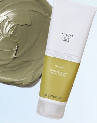 Jafra Mud Mask Beauty Product Cosmetics Reviews Female