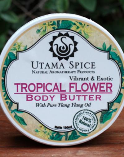Utama Spice Tropical Flower Body Butter