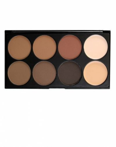 Morphe brushes Brow 8 - Brow Palette