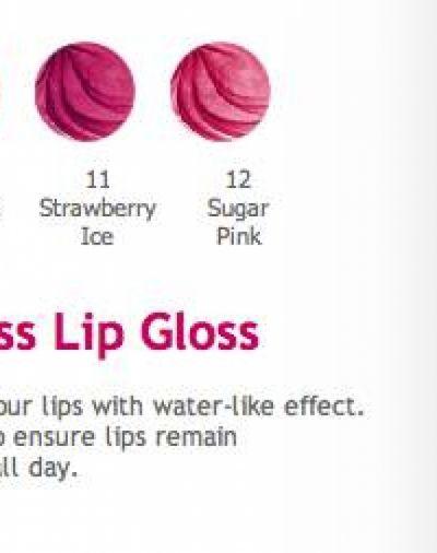 SilkyGirl Moisture Gloss Lipgloss