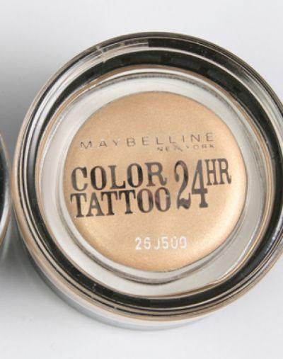 Maybelline Eyestudio Color Tattoo 24 HR