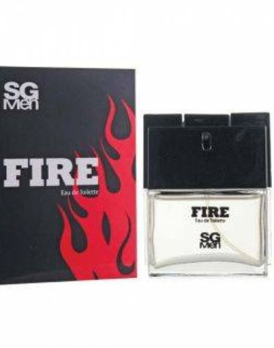 SilkyGirl MEN FIRE EDT 30 ML