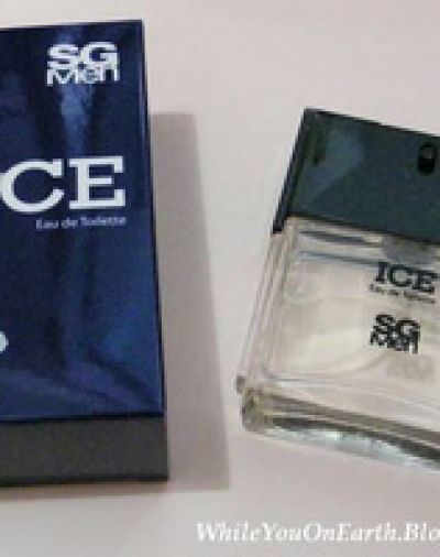 SilkyGirl MEN ICE EDT 30 ML