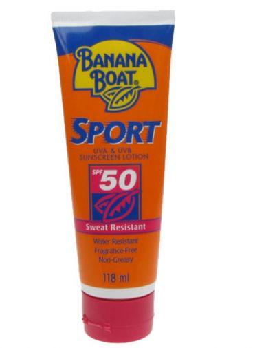 Banana Boat Sport Sunscreen Lotion SPF 50