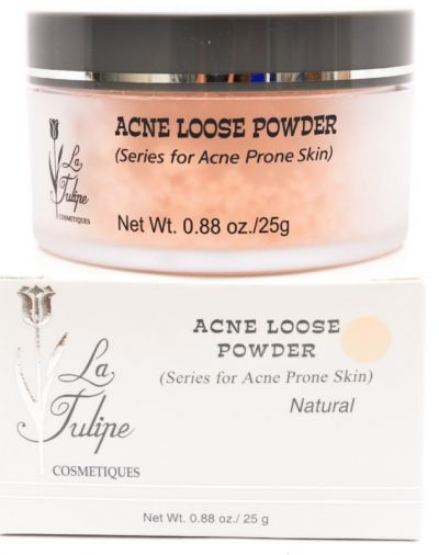 La Tulipe Acne Loose Powder 25 gr