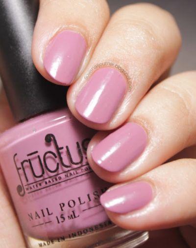 Fructus Waterbased Nail Polish