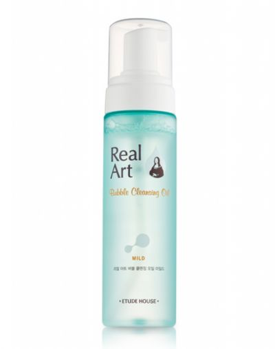 Etude House Real Art Bubble Cleansing Oil