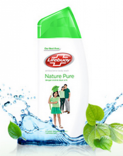Lifebuoy Nature Pure Body Wash