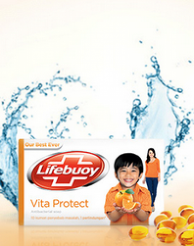 Lifebuoy Vita Protect Soap Bar