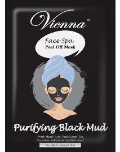 Peel Off Mask Purifying Black Mud