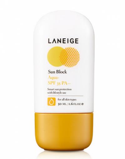 Laneige Sun Block Aqua+ SPF 35 PA++
