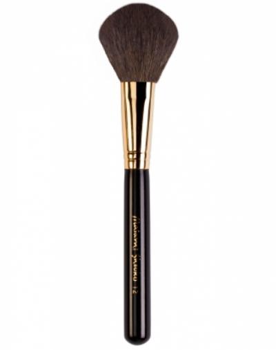 Masami Shouko Pro Gold No 12 Powder or Blush Brush
