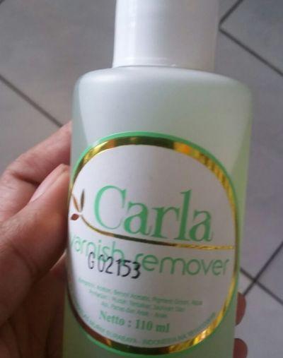 Carla Varnish Remover