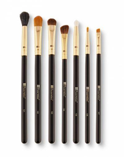 BH Cosmetics Eye Essential 7pc Brush Set