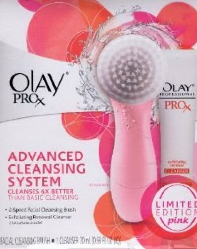 Olay Pro X Advance Cleansing System Pink Edition