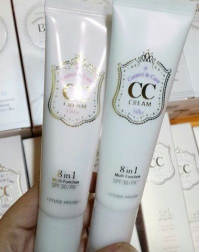 Etude House CC Cream 8 in 1