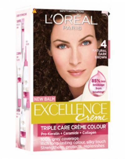 L'Oreal Paris Excellence Creme Triple Care Creme Colour