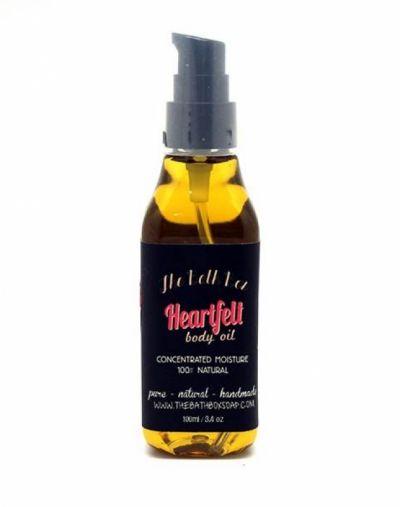 The Bath Box Heartfelt Body Oil