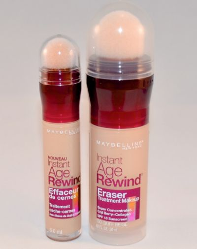 Maybelline Instant Age Rewind Dark Spot Concealer + Treatment