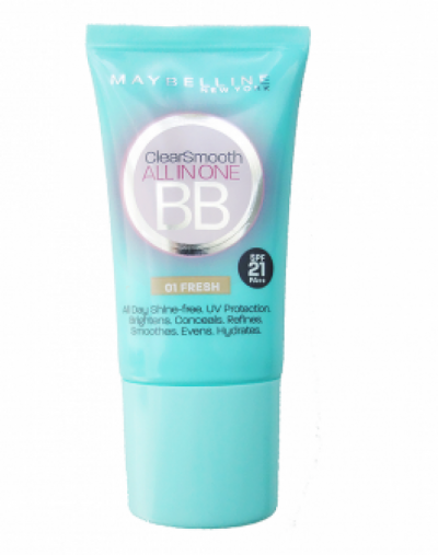 Maybelline Clear Smooth All in one BB