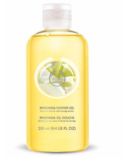 The Body Shop Moringa Shower Gel
