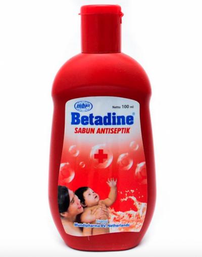 Betadine Sabun Antiseptik