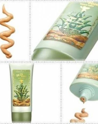 SKIN FOOD Aloe Sunscreen BB Cream SPF20 PA+(UV Protection)