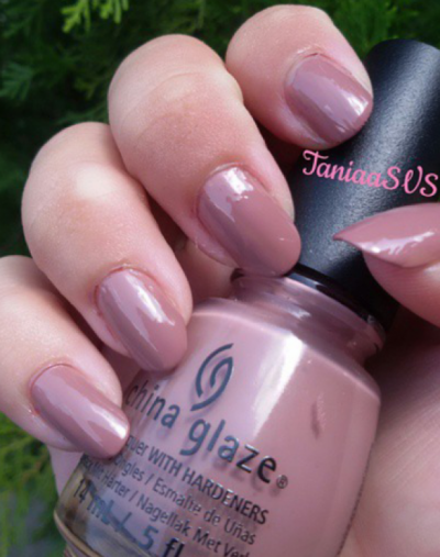 China Glaze Nail Lacquer with Harderner
