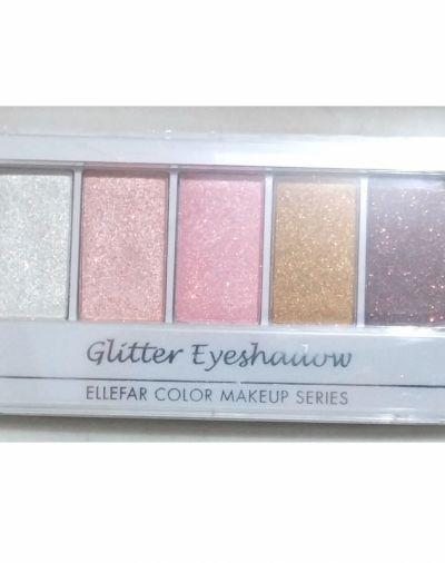 Ellefar Glitter Eyeshadow