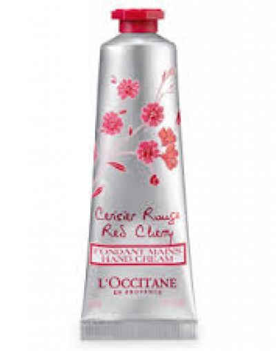 L'Occitane Cerisier Rouge Hand Cream