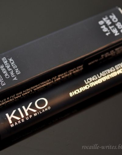 Kiko Milano Long Lasting Stick Eyeshadow
