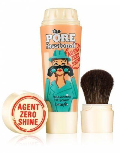Benefit The POREfessional Agent Zero Shine