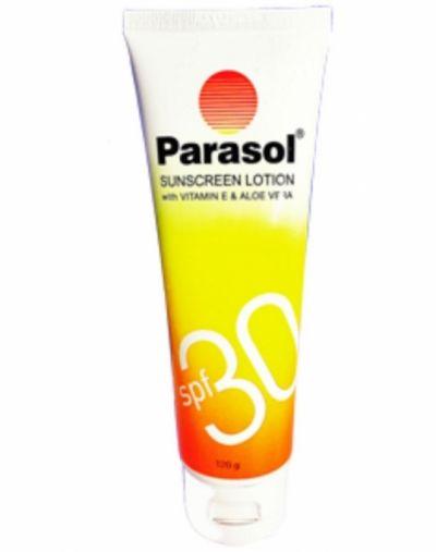 Sunscreen Lotion with Vitamin E and Aloe Vera