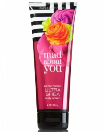 Bath and Body Works Mad About You Ultra Shea Body Cream