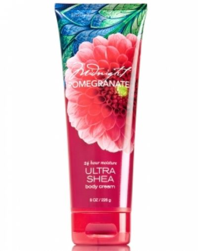 Bath and Body Works Midnight Pomegranate Ultra Shea Body Cream