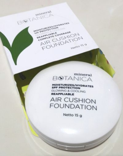 Air Cushion Foundation