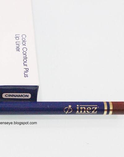 Inez Cosmetics Color Contour Plus Lip Liner