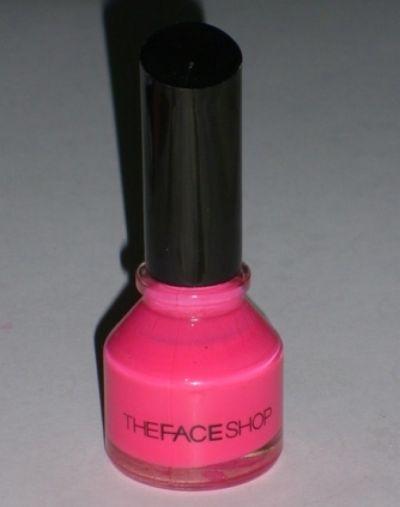 The Face Shop The Face Shop Nail Color