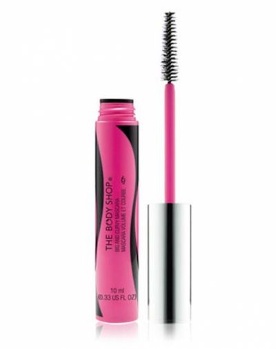 The Body Shop Big and Curvy Mascara