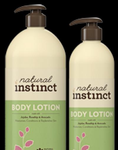 Natural Instinct Instinct Body Lotion