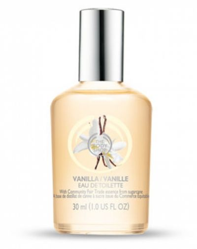 The Body Shop Vanilla Eau De Toilete