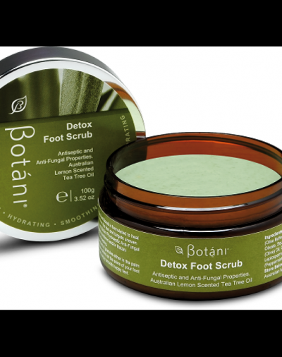 Botani Botani Detox Foot Scrub