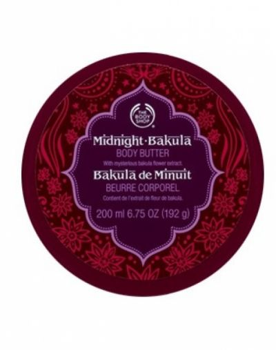 The Body Shop Midnight Bakula Body Butter