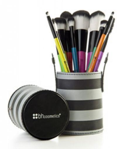 BH Cosmetics 10Pc Pop Art Brush Set
