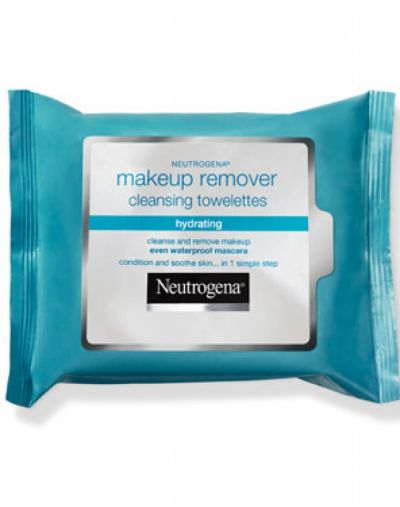 Neutrogena Makeup Remover Cleansing Towelettes Beauty ...