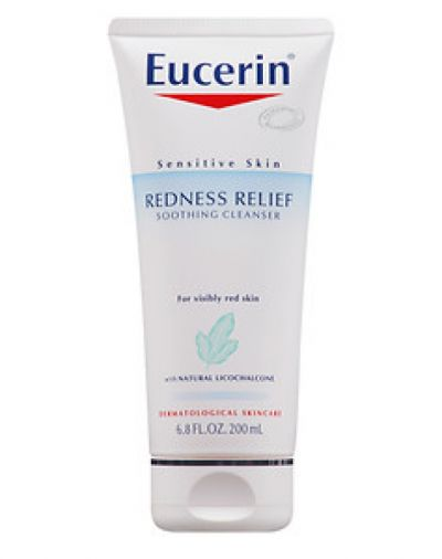Redness relief eucerin