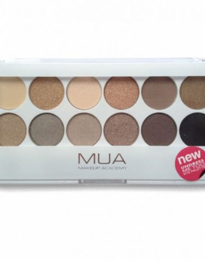 MUA Makeup Academy Undress Me Too