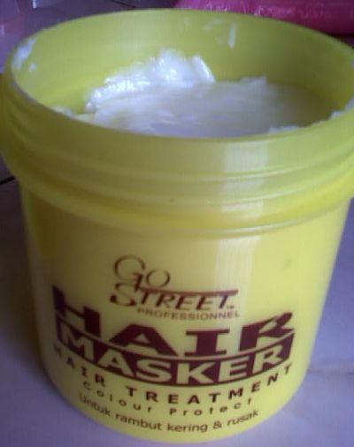 Go Street Professionnel Go Street Hair Masker