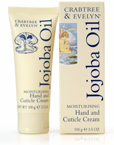 Crabtree and Evelyn Jojoba Oil Moisturising Hand and Cuticle Cream