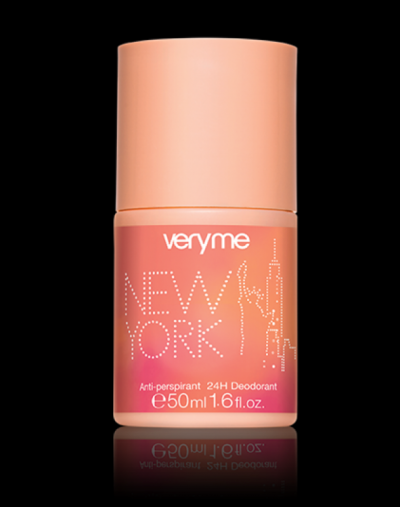 Oriflame Very Me New York Deodorant